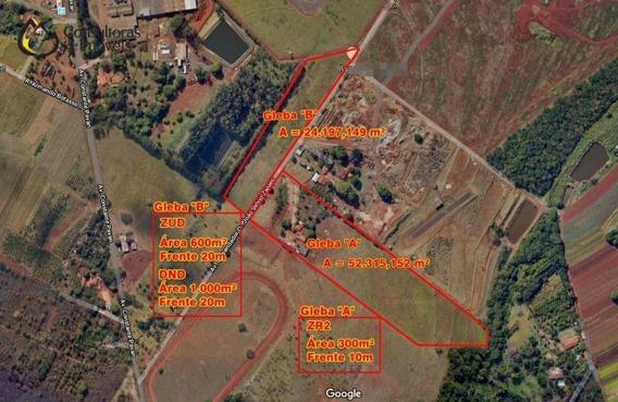 Área À Venda, 76000 M² Por R$ 8.000.000,00 - Betel - Paulínia/sp - Ar0014