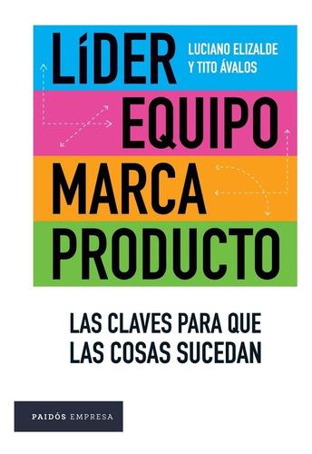 Lider, Equipo, Marca Y Producto - Tito Ávalos