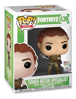 Funko Pop Fortnite #439 Original Accesorios Ps4 Oficial