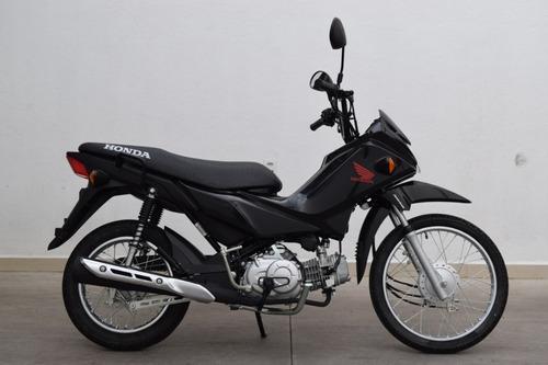 Imagem 1 de 6 de Honda Pop 110i 0km