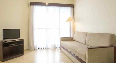 Na Famosa Consolação, Um Excelente Flat Para Venda - Sf24986