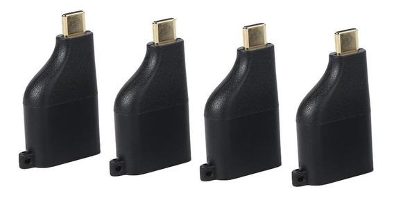 Cabledeconn C0403 4x Tipo C Adaptadores Hdmi Vga Dp Mini