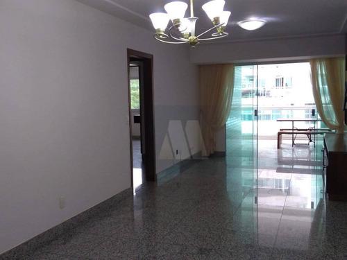 Imagem 1 de 15 de Apartamento Com 3 Dormitórios À Venda, 140 M² Por R$ 700.000,00 - Glória - Macaé/rj - Ap0041