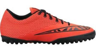 Tenis Nike Negros Para Futbol Rapido Deportes y Fitness en