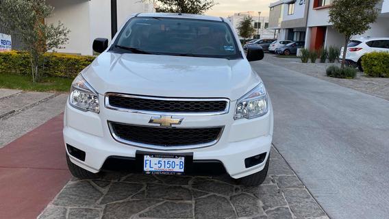 Chevrolet S-10 2.5 Cabina Regular Mt 2016