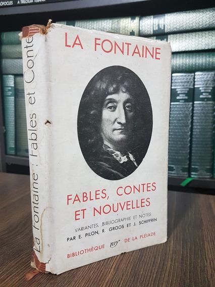 Fables,contes Et Nouvelles - La Fontaine - Bibliothèque De L