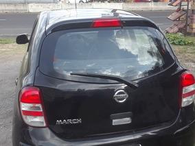 Nissan March 1.6 Sr Mt 2012