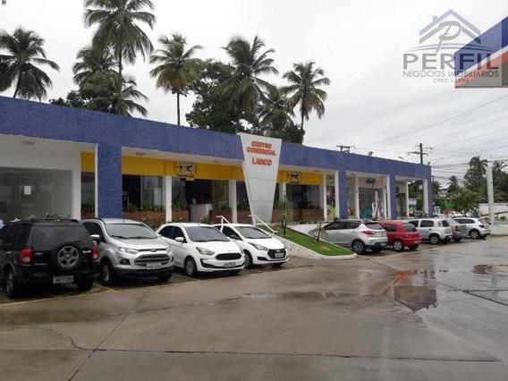 Loja Para Locação Em Lauro De Freitas, Recreio Ipitanga, 1 Dormitório, 2 Banheiros - 839
