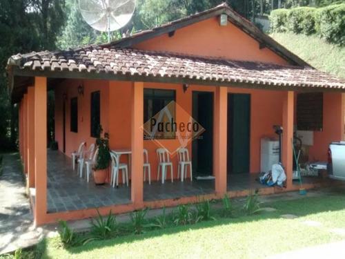 Chácara Em Igaratá, 6.000,00 M², 03 Dormitórios, 10 Vagas, R$ 580.000,00 - 1075