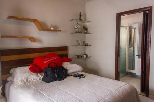 Casa Com 4 Dormitórios Para Alugar, 500 M² Por R$ 13.000,00/mês - Vila Homero Thon - Santo André/sp - Ca0762
