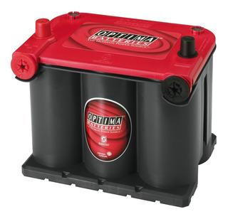 Bateria Optima Gel Red Top 720cca Tapa Roja