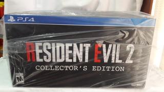 Resident Evil 2 Edición De Colección Ps4