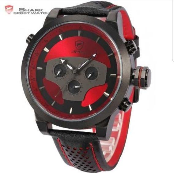 Reloj Para Caballero Marca Shark Sport + Envio Gratis