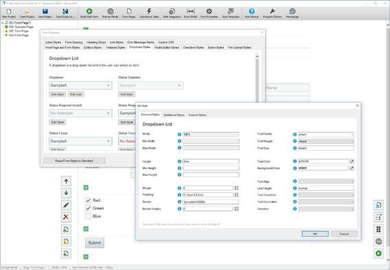 Web Form Builder 5.0.19 - Arclab (key)