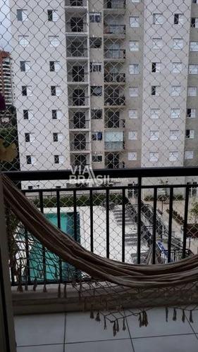 Apartamento Em Condomínio Padrão Para Venda No Bairro Jardim Vazani, 2 Dorm, 1 Suíte, 2 Vagas, 64 M - 629
