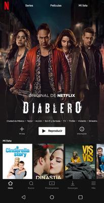 Vendo Netflix Autopagable...
