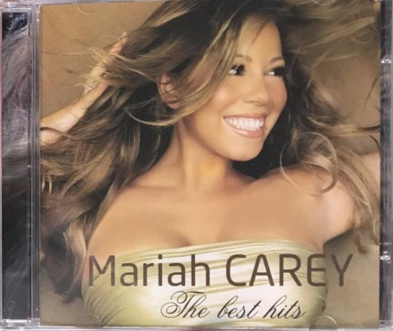 Cd Mariah Carey - The Best Hits (original E Lacrado)