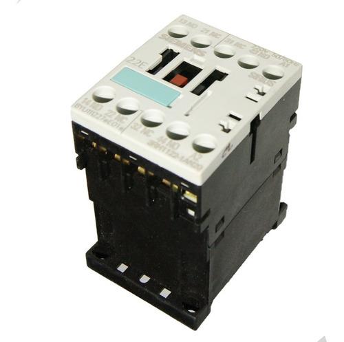 Contactor Siemens 3rh1122-1an20 220v 50/60hz. Cod. 00626