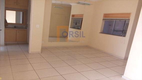 Apartamento Com 3 Dorms, Vila Mogilar, Mogi Das Cruzes - R$ 350 Mil, Cod: 1155 - V1155