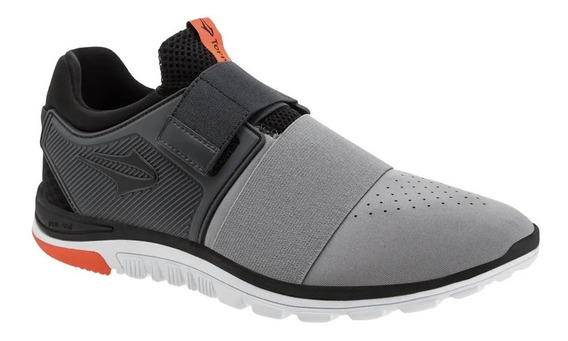 Zapatillas Topper Insanity Gris 38 Al 45 52022