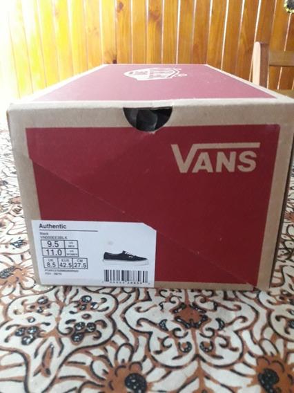 Zapatillas Vans Authentic (1 Sólo Uso)
