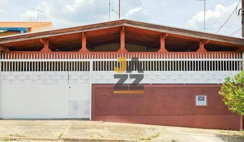 Casa À Venda, Vila Miguel Vicente Cury, Campinas. - Ca12500