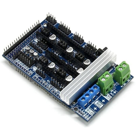 Shield Ramps 1.6 Impressora 3d Reprap
