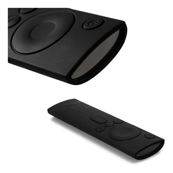 Capa Case Silicone Controle Remoto Xiaomi Box Tv Preta
