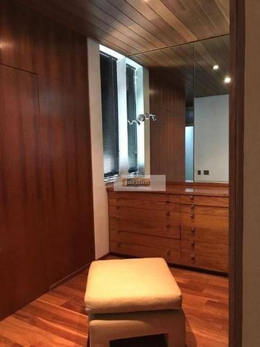 Imagem 1 de 27 de Apartamento Com 4 Dormitórios À Venda, 380 M² - Centro - São Bernardo Do Campo/sp - Ap7465