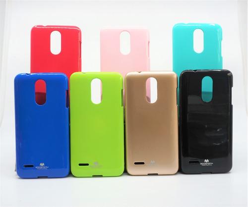 Funda LG K9 Mercury Goospery  Jelly Case