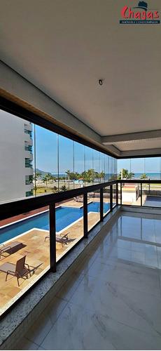 Apartamento Frente Mar Em Caraguatatuba!!! - 1706