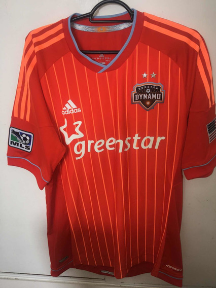 Camisa Rara/original Comprada Nos Eua Time Houston Dynamo