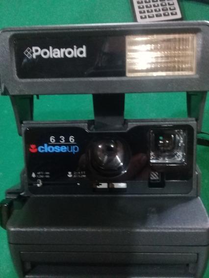 Camera Polaroid Close Up 636