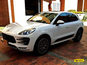 Porsche Macan Turbo Tp 3600cc V6 Ct Tc 2015