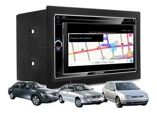 Stereo Pantalla Dvd Gps Auto Vw Bora Fox Suran Ecosport Golf