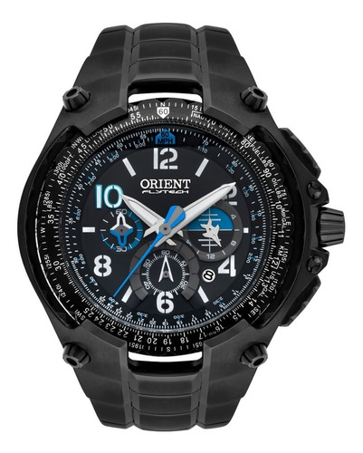 Relógio Orient Masculino Flytech Mpttc001 Ediçao Limitada