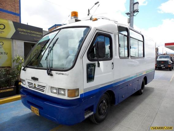 Autobuses Microbuses Daihatsu Delta V12gl