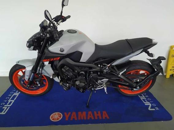 Yamaha Mt 09 Abs Cinza 2020