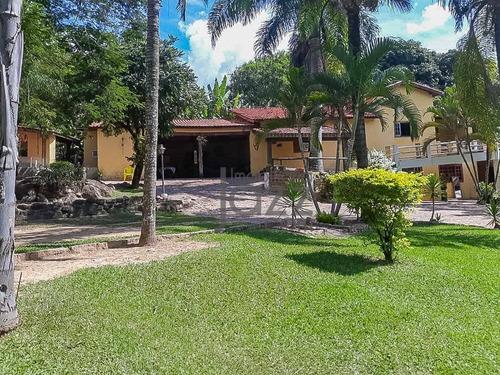 Lindíssima Chácara Com 5 Dormitórios À Venda, 10050 M² Por R$ 1.500.000 - Chacaras Santa Terezinha - Salto/sp - Ch0475