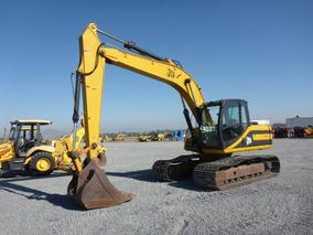 08) Excavadora Js160lc Jcb 2000
