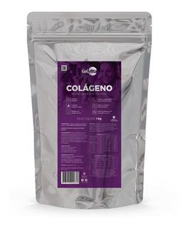Colágeno Hidrolisado Em Pó Puro 1kg - 92% Proteínas Original