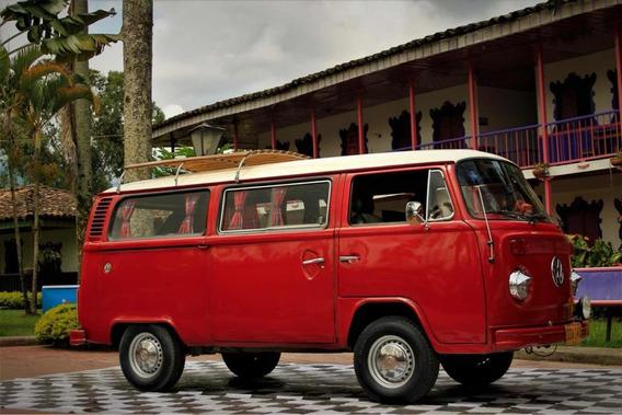 Volkswagen Kombi Alemana 1980 Opcion Foodtruck