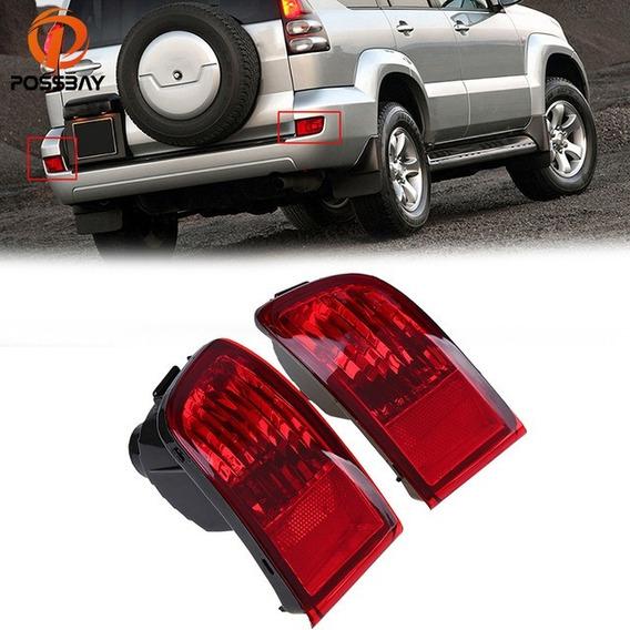 Lanterna Parachoque Toyota Land Cruiser Prado Lado Esquerdo