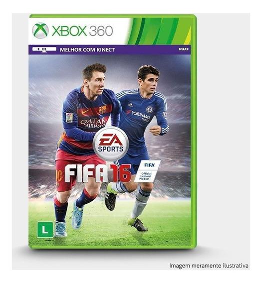 Fifa 16 - Original Xbox 360 Novo