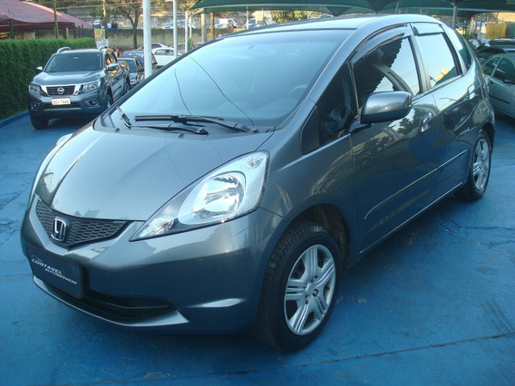 Honda Fit Dx 1.4 Flex Mec. Ano 2012