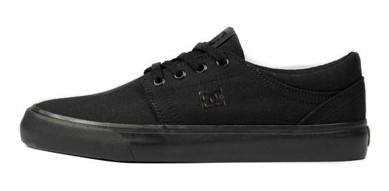 Tênis De Skatista Dc Shoes Trase Tx Preto Original