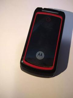 Celular Motorola W396 - Retirada De Peças