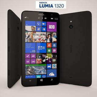Nokia Lumia 1320 4g Windows 8.1 Original Vitrine Novo