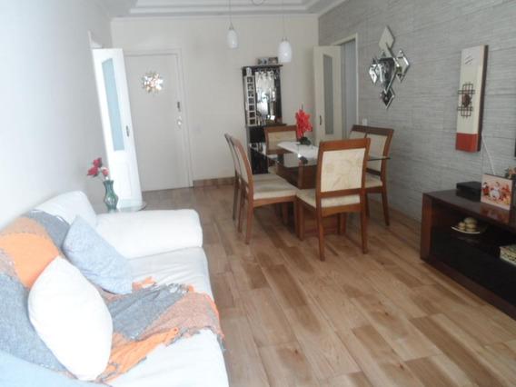 Apartamento Residencial À Venda, José Menino, Santos. - Ap5480