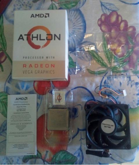 Processador Athlon 200ge 3.2ghz Am4 !!abaixei!!